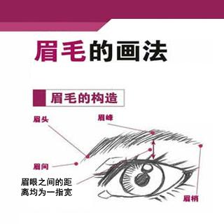 瞳孔填充手绘音效字简笔画