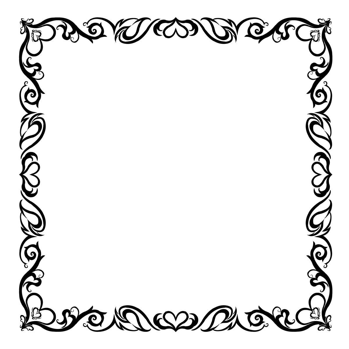 装饰边框素材